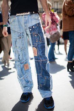 Street Style Paris Haute CoutureWeek