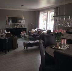 Living room inspiration, so chic