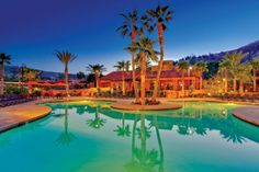 Enjoy a day at one of four resort style swimming pools