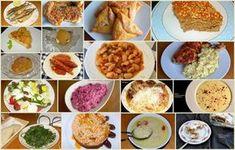 cretangastronomy.gr - Μενού 47#: Από 8-10-2017 ως 14-10-2017 - Κρήτη: Γαστρονομικός Περίπλους Weekly Menu, Chana Masala, Mashed Potatoes, Ethnic Recipes, Food, Whipped Potatoes, Smash Potatoes, Meals, Yemek
