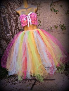 Adult Tutu Dress Wedding Bridesmaid By TutuHot 5000