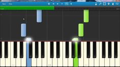 Celine Dion - My Heart Will Go On Titanic (Easy) -- piano tutorial piano...