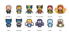 DeviantArt: More Like 8 Bit // Marvel // Iron Man by CreativeCC