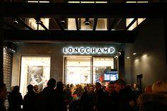 New Boutique 77 avenue des Champs-Elysées (Credit:Getty Images) - December 4th 2014
