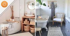 Стильная ванная — 5 идей Clawfoot Bathtub, Bathroom, Washroom, Bathrooms, Bath