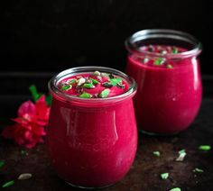 Beetroot Ginger Detox Smoothie