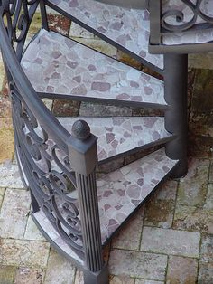 Custom Spiral Stair by DecoDesignCenter.com, via Flickr