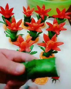 Beautiful DIY Food Art 😍 Beautiful DIY Food Art 😍 Related posts: No related posts. L'art Du Fruit, Fruit Art, Fruit Cakes, Fruit Salad, Food Crafts, Diy Food, Food Food, Fruits Decoration, Fruit And Vegetable Carving