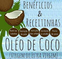 Que o óleo de coco é um queridinho da mulherada isso não é novidade, por possuir propriedades antioxidante, antimicrobiano, antibacteriano,...