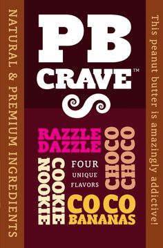 Enter for your chance to win a 3 pack Choco Choco variety pack of @PB Crave peanut butter at Army Wife & Mommy!