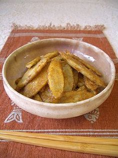 ごぼうの甘辛バター醤油焼き : 激ウマすぎる!人気のごぼう レシピ - NAVER まとめ