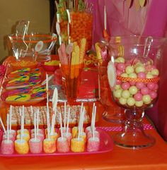 Birthday Party Ideas | Photo 6 of 11 | Catch My Party