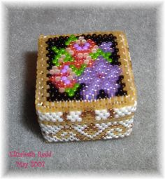 You can find this pattern here: http://store.sandradhalpenny.com/beaded-thread-heaven-cover-graph-pattern-p64.php