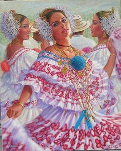Pintor: Luis Córdoba Panama