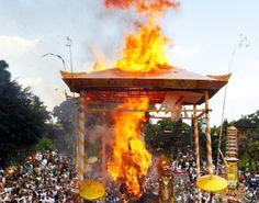 Ngaben - Cremation Ceremony in Bali