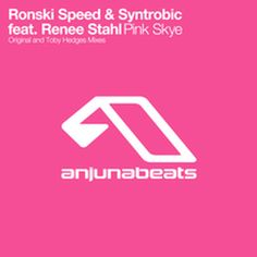 "Having been described by Above & Beyond's Tony McGuinness as his favourite track from 'Anjunabeats Volume 10', Ronski Speed's second single outing on the label sees him join forces with L.A. talent Syntrobic and Renee Stahl, for the beautiful ""Pink Skye"". Combining a modern club groove with old school trance flavours, ""Pink Skye"" has become a favourite in Above & Beyond's recent DJ sets."