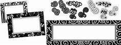 Black Decor Create & Decorate