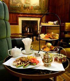 Heathman Holiday Tea, an annual Tradition!