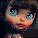 Candela - Last Custom Blythe Doll by Carmen Rubio (Comission for Alicia) | Flickr - Photo Sharing!