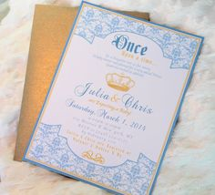 Set of 20 Royal Baby Blue Gold Prince Birthday Boy Invitations Crowns Birthday Party Theme Set Prince Package Prince lil Prince Baby Shower on Etsy, $45.42 CAD