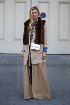 See more #PFW action on The Hub LAYERS!!!