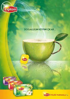 lipton tea ads - Buscar con Google