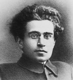 The Marxist intellectual Antonio Gramsci (1891–1937)