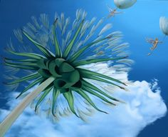Au gré du vent - Where the wind takes us by Manon Potvin