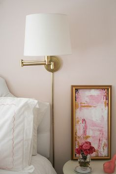 Hanging with the Hewitts: Taylor's big girl room