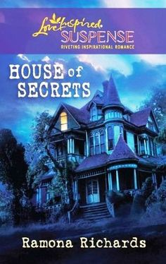 House of Secrets Ramona Richards. The follow-up book will be out in March 2013