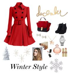 """Winter style"" by khama on Polyvore featuring Louche, Calvin Klein, Paco Rabanne, Yves Saint Laurent, Sigma Beauty, Free People, women's clothing, women's fashion, women and female"