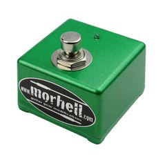 morhell - external  Double-Preset  Expression Switch for Line 6, Strymon, EHX