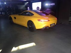 Mercedes-Benz AMG GT S: How the launch event unfolded http://blog.gaadikey.com/mercedes-benz-amg-gt-s-how-the-launch-event-unfolded/