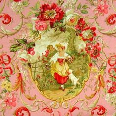 Red River Interiors: Toile