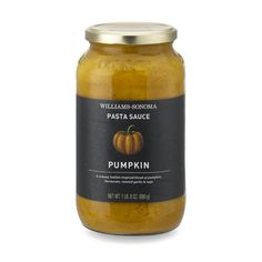 Williams-Sonoma Parmesan Pumpkin Pasta Sauce | Williams-Sonoma