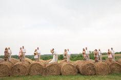 Wedding Pictures beautiful blush farm wedding photographed by Shades of Gray Deer Wedding, Farm Wedding, Wedding Pictures, Cute Wedding Ideas, Perfect Wedding, Farm Engagement Photos, Beautiful Farm, Wedding Event Planner, Vintage Wedding Invitations