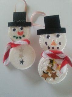 Juleverksted -10 gode gjenbruksideer. - Idebank for småbarnsforeldreIdebank for småbarnsforeldre#comment-22216