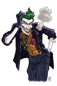 Joker by mscorley