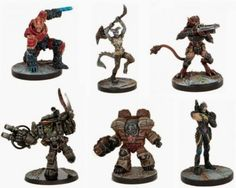 Rogues Gallery-Deadzone