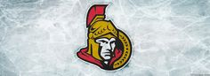 Ottawa Senators Ice Logo Facebook Covers