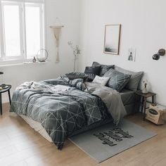 Amazon.com: LifeTB Geometric Plaid Queen Duvet Cover Set Cotton Reversible Men Boys Bedding Cover Set Full 3 Piece Hotel Luxury Bedding Set for Teens Adults 1 Duvet Cover 2 Pillowcases Modern Grid Bedding Collect: Home & Kitchen