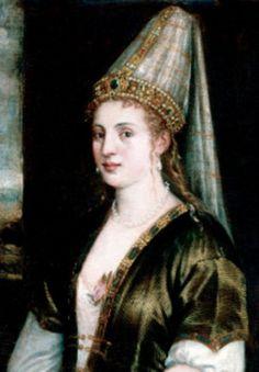 """HÜRREM SULTAN Hayatı romanlara, tiyatro oyunlarına, opera eserlerine konu olmuştur. Devlet işlerinde etkin rol oynayarak Osmanlı İmparatorluğu'nda """"Kadınlar saltanatı"""" denilen devri başlattığı kabul edilmektedir."""
