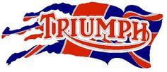 Motorcycle Stickers, Motorcycle Posters, Motorcycle Art, Bike Art, Triumph Motorbikes, Triumph Bonneville, Triumph Motorcycles, Triumph Triple, Triumph Rocket
