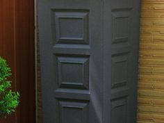 Some rain barrels can make an architectural statement in a yard. The columned  Savannah Rain Barrel  has a colonial look, and it's available in popular dark granite, green and other hues. $169.99 at Good Ideas (also sold at retailers such as Amazon.com, JossandMain.com and Wayfair.com).