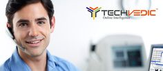 #Techvedic - #ProTechnologySupportSolutions you must keep note of one thing that you will not only be getting the comprehensive software service but also hardware ones.
