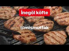 YILLARDIR SAKLANAN TARİFİYLE İNEGÖL KÖFTE,BU TARİF BAŞKA YERDE YOKK💯💯 - YouTube Turkish Recipes, Food And Drink, Pork, Beef, Make It Yourself, Baking, Vegetables, Youtube, Fruit