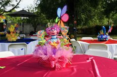 Sesame Street Party lots of really cute ideas