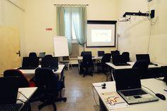 La nostra aula di informatica multimediale