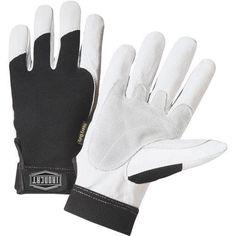 West Chester Xxl Hd Goatskin Glove 86552/2XL Unit: Pair, Black