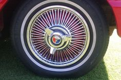 Chromed wheel